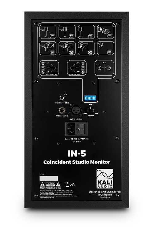 KALI-IN-5-Studio-Monitor-1